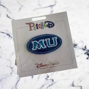 DISNEY Parks Patched Monsters Inc Patch NEW